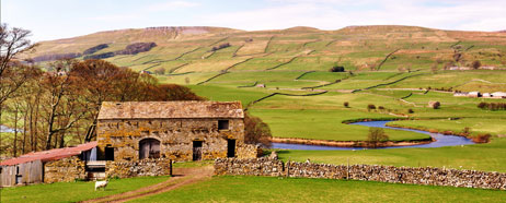 cottages for 2 in Yorkshire