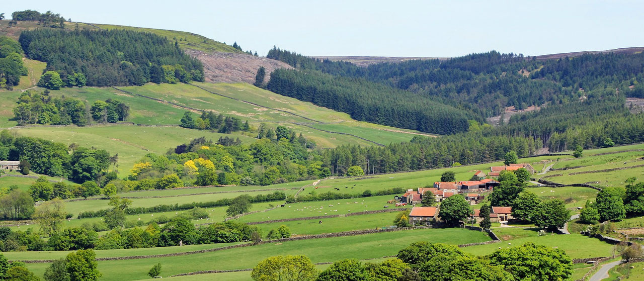 yorkshire moors holiday cottages for two